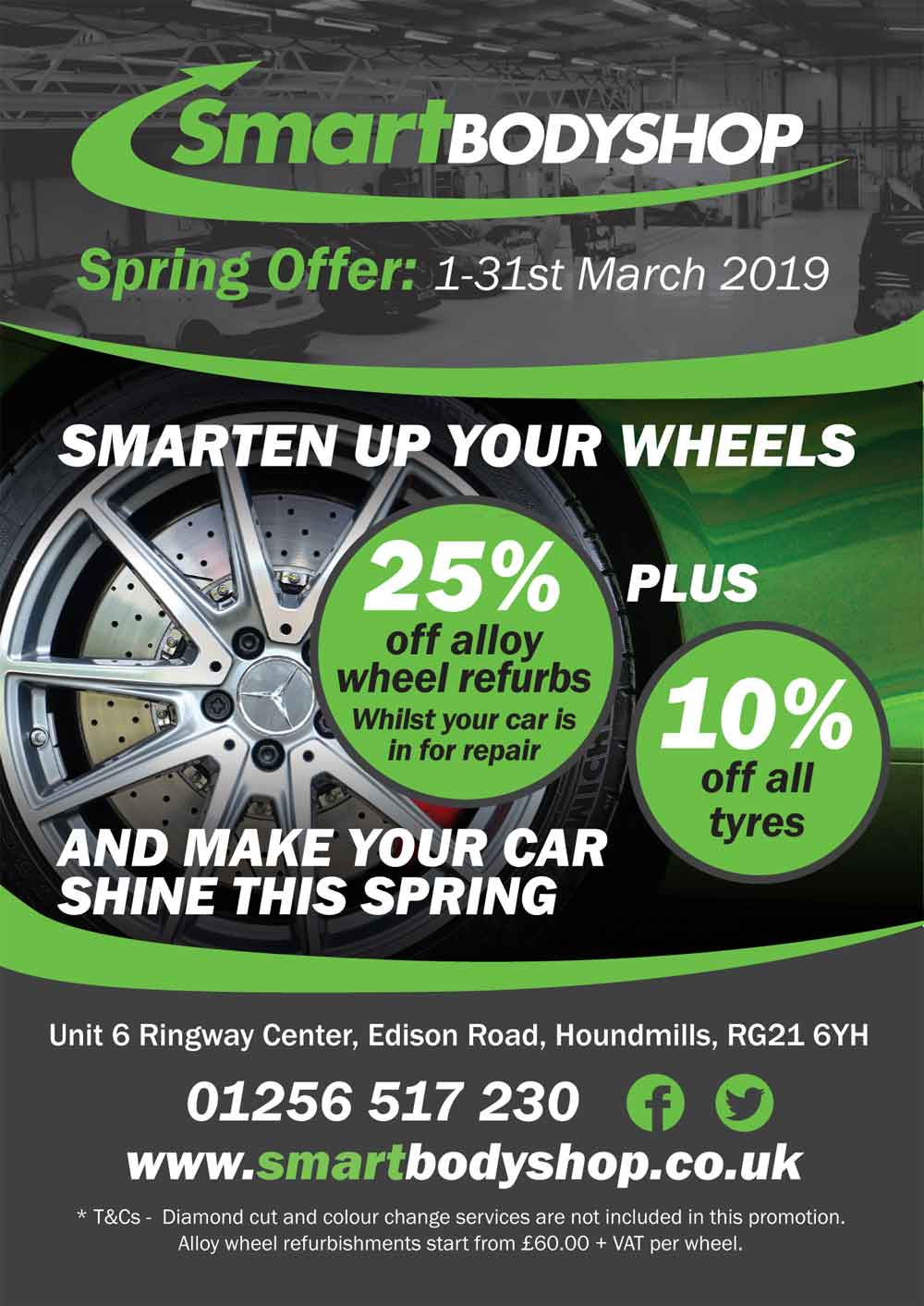 Alloy Wheel Refurb Offer